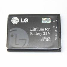 OEM Original LG LGIP-410A Li-Ion Battery Pack 800mAh 3.7 V for KG-77 27 Phones