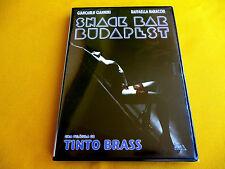 SNACK BAR BUDAPEST - Tinto Brass - Español / Italiano - Precintada