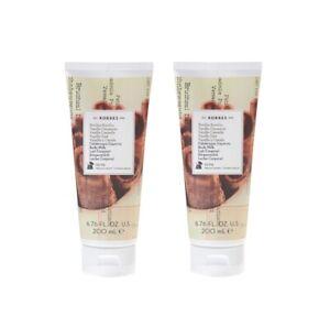 Korres Body Milk Vanilla Cinnamon  2x200ml
