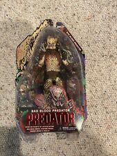 "Neca 2014 Predator Bad Blood 7"" Action Figure Dark Horse NIP"