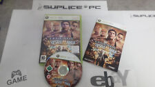 XBOX 360  - JEU FR -  WWE LEGENDS OF WRESTLE MANIA
