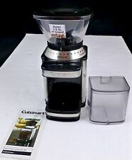 CUISINART SUPREME COFFEE GRIND AUTOMATIC BURR MILL CCM-16 SERIES COFFEE GRINDER!