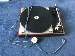 Thorens TD 150 MKII Vintage Hi Fi Separates Record Vinyl Deck Player Turntable