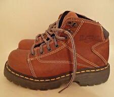 Dr Martens Doc Trailblazer 8A07 Brown Leather 7 Eye Boots Mens 6 UK 5 38 L 7-7.5