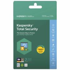 Kaspersky Total Security 3 Device 2 Year Card