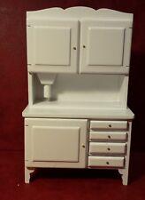 Dollhouse Miniature Kitchen Cabinet flour bin Cupboard 1:12 Y45 Dollys Gallery