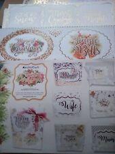 Kanban Decadent Christmas Card kit