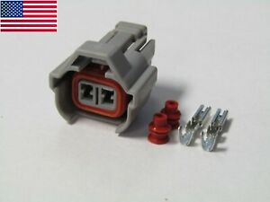 4 NEW fuel injector connector plug for Subaru Legacy, Impreza, Forester, Tribeca