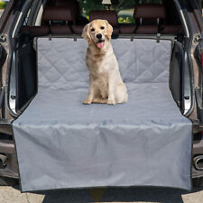 Washable Dog Car Seat Covers Waterproof Bench Protector Pet Hammock for Car Suv