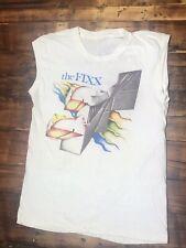 New listing The Fixx 1984 North American Phantom world tour Concert T-Shirt original thin