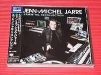 2015 JEAN MICHEL JARRE ESSENTIAL RECOLLECTION  JAPAN BLU-SPEC CD
