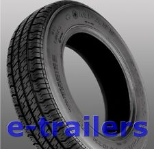 THE BEST155 70 R12 C 8 ply HEAVY DUTY COMPASS ST5000 Trailer Tyre 104/102 -900kg