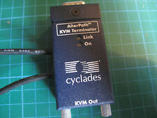 Cyclades 107-A AlterPath KVM Terminator Adapter VGA, PS/2 And RJ45