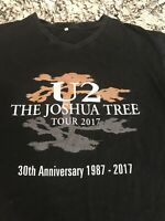 Woman's U2 The Joshua Tree 2017 Tour T-Shirt. 30th anniversary XXL (small 2XL)