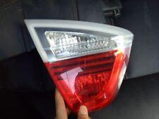 BMW E90 320i 3/05-10/08 REVERSE PARKING TAIL LIGHT INNER / BOOTLID  LEFT HAND