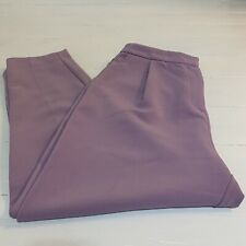 Topshop High waisted Straight Leg Trousers Size 14