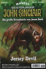 JOHN SINCLAIR ROMAN Nr. 2066 - Jersey Devil - Alfred Bekker - NEU