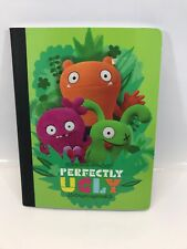Perfectly Ugly Uglydolls Composition Notebook 100 Wide Ruled Sheets