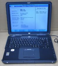 HP COMPAQ nx9105 AMD ATHLON 1900+ 1.6ghz 256mb ram no hdd xp pro COA RICAMBI