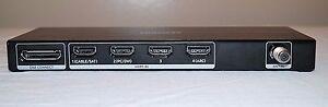 SAMSUNG SUHD TV-One Connect Box BN91-17814W UN65KS900 DFXZA