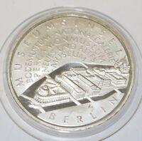 10 EURO Münze Deutschland BRD Museumsinsel Berlin Silber 2002
