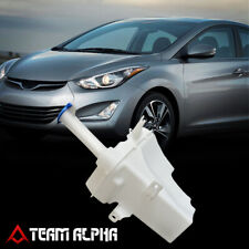 Fits 2013-2014 Elantra Coupe Windshield Washer Reservoir Tank w/Cap HY1288103