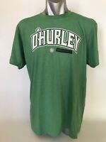 Hurley Surf T-Shirt Irish Saint Patricks Licensed Product - Mens Large L BNWT
