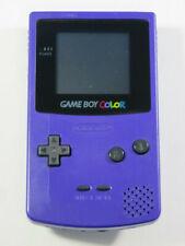 RARE DEMO GameBoy Color system Nintendo -  borne de démonstration not for resale