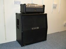 White Horse GT250H Guitar Amp Head In Good Condition with 4 x 12 Cab - Line 6