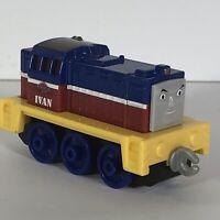 Thomas the Train Ivan Die Cast Plastic Tank Engine Friends Take Play Rare Hooks