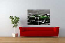 Foto transporte Classic Vintage del automóvil coche Hot Rod Gigante Arte Cartel nor1039