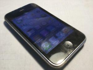 Apple iPhone 3GS - 8GB - Black (Unlocked) A1303 (GSM) #Q