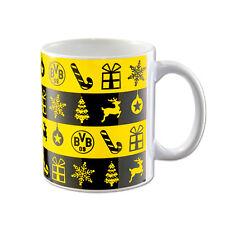 Weihnachts - Tasse NEUES EKOR  Borussia Dortmund Fussball Fanartikel