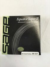 SAGE EQUATOR TAPER II WF12F SALTWATER FLY LINE- NEW IN BOX - CLOSEOUT