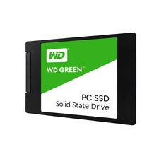 """WD Green PC u Notebook SSD 2.5"""" 6.3 cm 480GB SSD, SATA III 6Gbs 2.5"""" 7mm"""