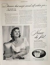 Lot of 3 Vintage Pond's Dry Skin Cream Ad Nancy du Pont Moisture Babe