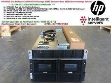 HP D6000 DISK ENCLOSURE 280tb DL380p Gen8 a 16 core 192GB soluzione server qq695a