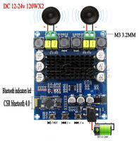 Bluetooth 4.0 TPA3116D2 120W x 2 Wireless Receiver Audio Digital Amplifier Board