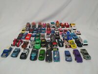 Lot of 59 Match Box Hot Wheels and More 70s up 1/64 Diecast Cars & Trucks