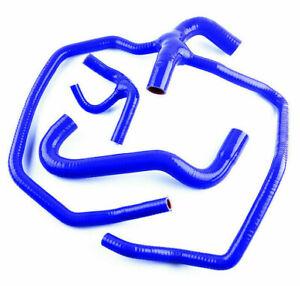For manicotti acqua Fiat Cinquecento 500 sporting 1.1 Blue Silicone Hose Kits