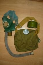 USSR gas mask GP-4y+filter size 1,2.3 good condition-new!