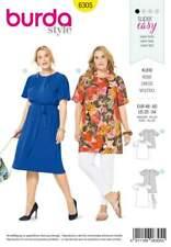 Burda Style Schnittmuster No 6305 Kleid Gr. 46 - 60