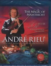 André Rieu: The Magic Of Maastricht - 30 Years Johann... [Blu-ray]