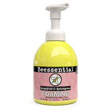 Beessential Natural Grapefruit and Lemongrass Essential Oil  Foaming Soap