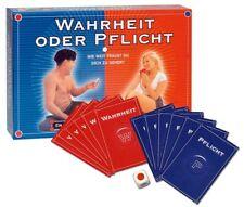 """Orion 774332 Spiel """"Wahrheit oder Pflicht"""" Erotikspiel Sexspiele"""