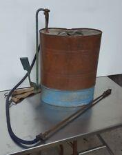 R&E BERTANI ABBIATEHRASSO- ITALIA Vintage Copper Backpack Plant Sprayer