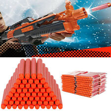 Red 400PCS 7.2cm Refill Bullet Darts for Nerf toy Gun N-strike Elite Series