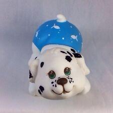 "Puppy Surprise Bath Pup Squirt Toy Bathtime Dalmatian Boy Dog Vintage Hasbro 4"""