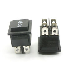 "ROCKER SWITCH ""SQUARE"" ON-OFF-ON DPDT - Sunroof Windows Switch  12V - 20Amp"