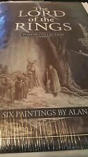 lord of the rings poster collection by allan lee LOTR Collectibles